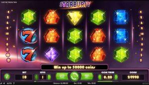 Casino Spellen Gokkast Starburst