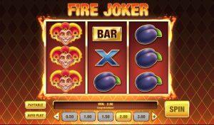 Fire Joker Gokkast