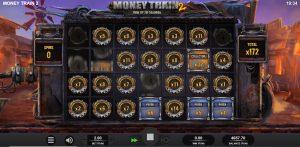 Money Train 2 Bonus Spel