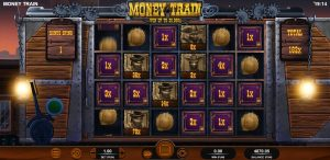 Bonus van Money Train